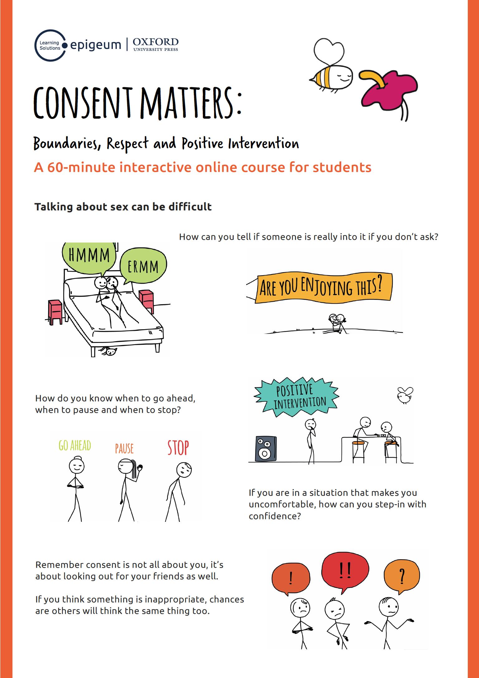 Consent Matters Flyer