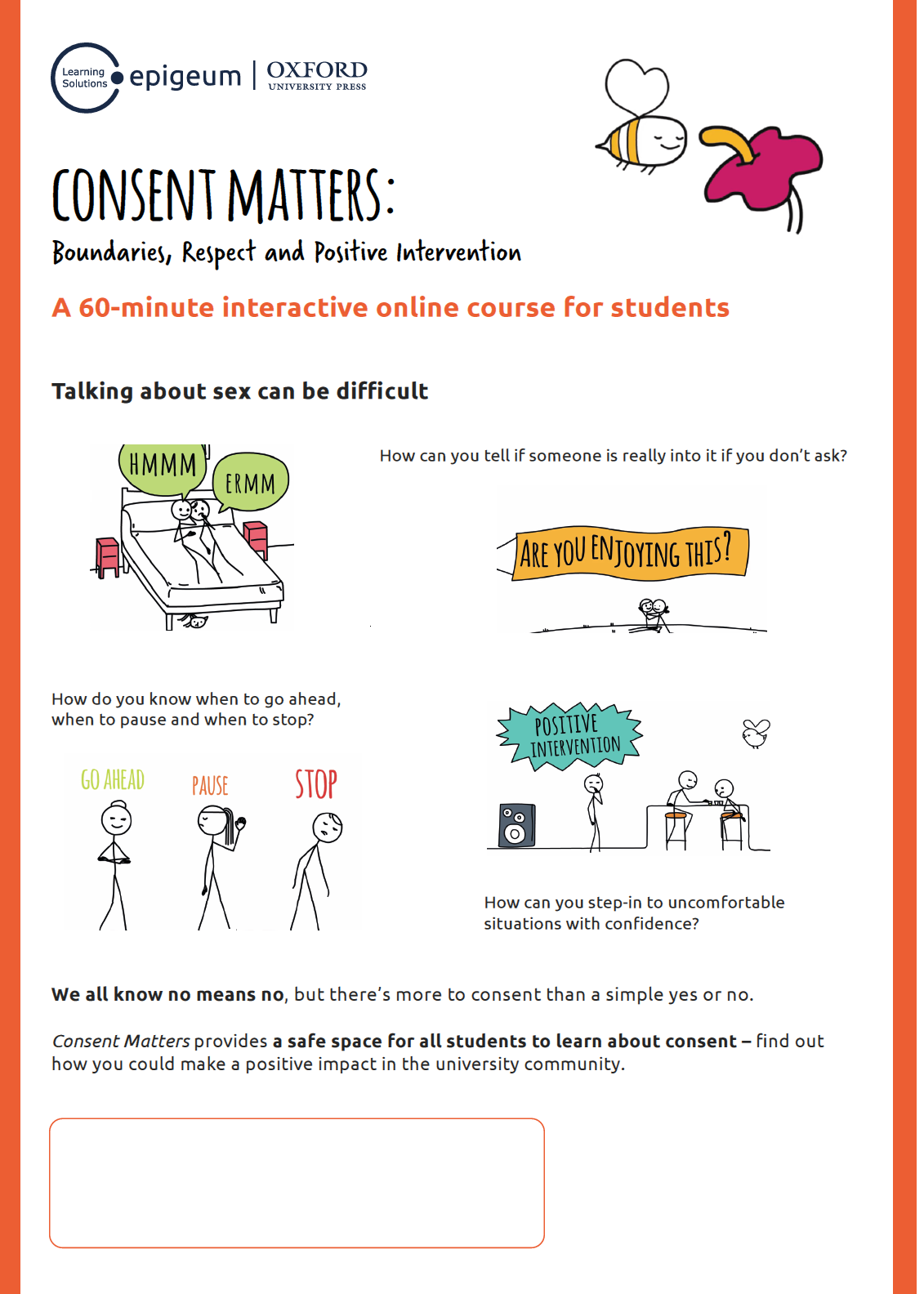 Consent Matters Poster